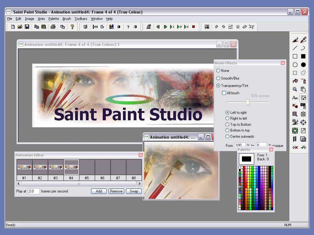 Saint paint Paint software free download